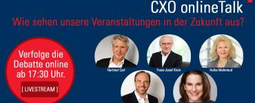CXO onlineTalk von Hamburg@work   DigitalCluster Hamburg