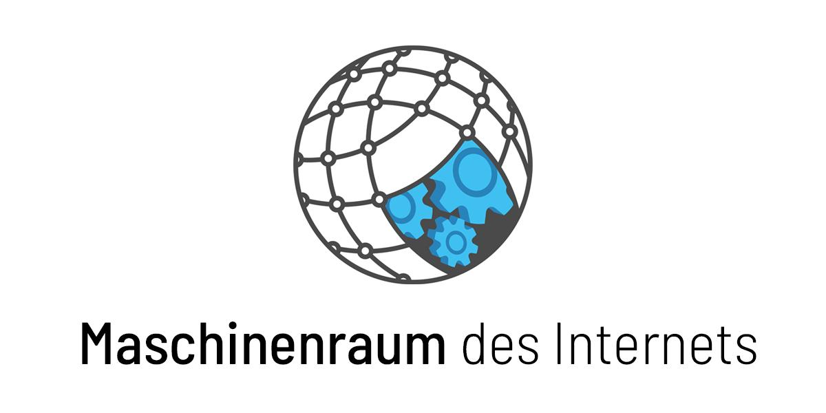Maschinenraum des Internet