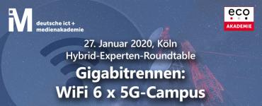 Gigabitrennen: WiFi 6 x 5G-Campus