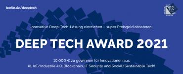 Warm-Up Deep Tech Award 2021 1