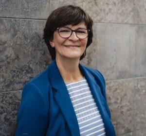 Saskia Esken NP#1 Anne Hufnagl