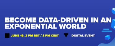 Become Data-Driven in an exponential World