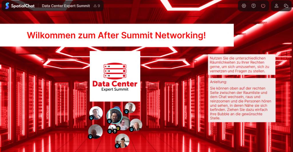 Unsere Event-Plattform
