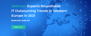IT Outsourcing Trends in Western Europe in 2021