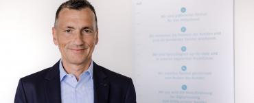 Julian Sayer, Vorstand Vertrieb, Marketing und Entwicklung bei der Continum AG