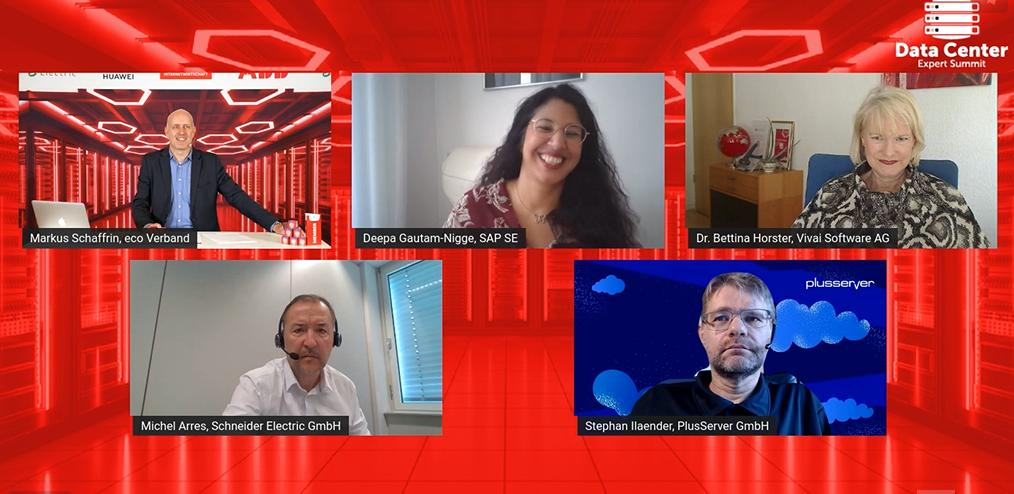 Data Center Expert Summit Digital Pioneer 2021: Die Zukunft der Rechenzentren 1