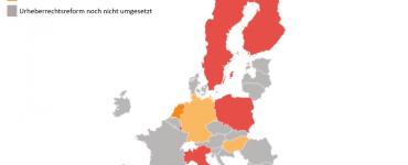 eco Verband zum EU-Urheberrecht: Unternehmen erwartet ein Flickenteppich aus 27 unterschiedlichen Regelungen