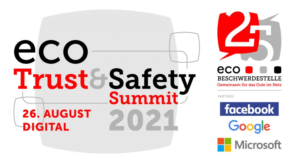 eco Trust&Safety Summit: Together for the Good of the Internet