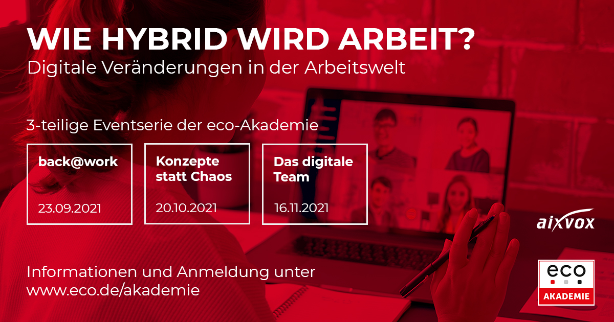 Wie hybrid wird Arbeit? Digitale Veränderungen in der Arbeitswelt 15