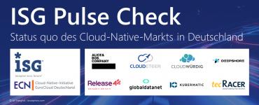 ISG und EuroCloud Native starten Studie zum Status quo des Cloud-Native-Markts in Deutschland
