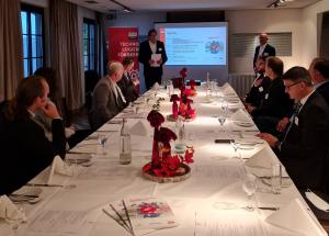 eco Executive Roundtable zur Smart City Köln - Nachhaltige Infrastruktur als zentrale Grundlage für die Smart-City-Entwicklung 3