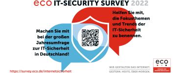 IT-Sicherheitsumfrage 2022 – jetzt teilnehmen