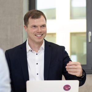 5 Fragen an Christian Lanz, CEO Gecko